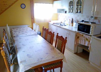 Vendégház konyha 2
