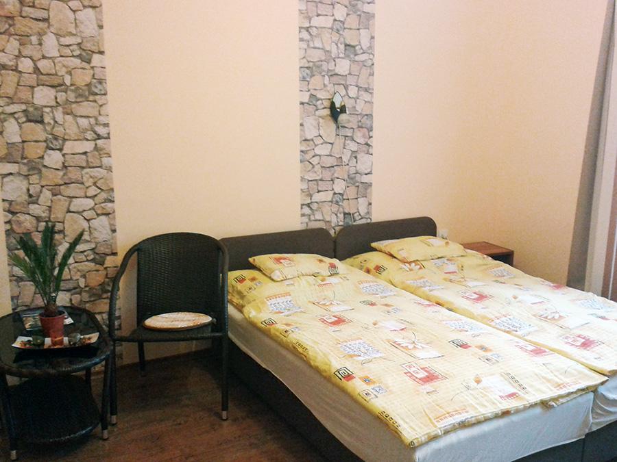 4 ágyas apartman 1