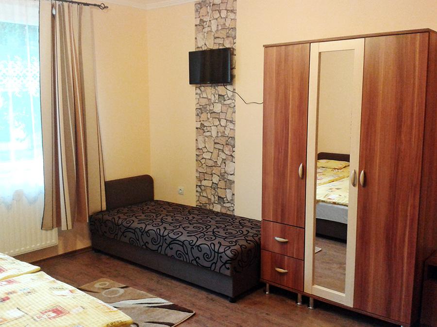 4 ágyas apartman 2